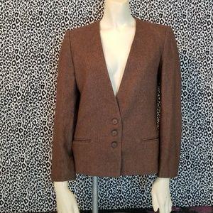 🦄EJE Evert J. Eramus WOOL 3 button blazer